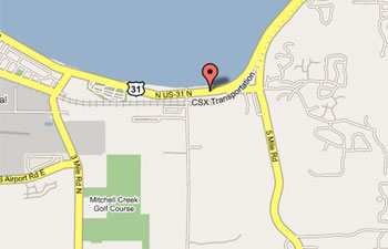 Map of Traverse City Hotels