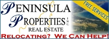 Click Here for FREE Relocation Services from Peninsula Properties Real Estate...